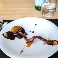 Food & Wine: Chocolate Ganache with Vanilla, Tamarind and Prune