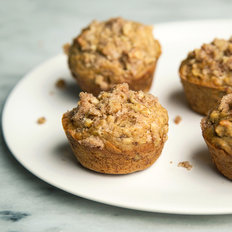 Food & Wine: Banana Nut Muffins