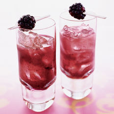 Food & Wine: Blackberry-Mint Margarita
