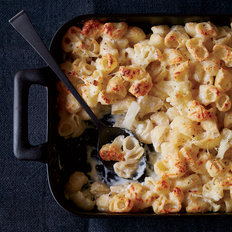 Food & Wine: Cauliflower and Ricotta Mac and Cheese