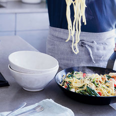 Food & Wine: Creamy Pasta with Chicken and Vegetables