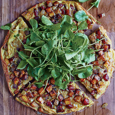 Food & Wine: Cuban Frittata with Bacon and Potatoes
