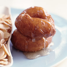 Food & Wine: Doughnuts in Cardamom Syrup