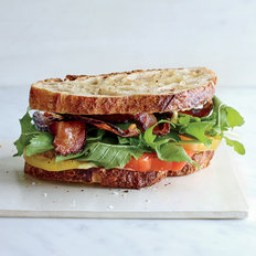 Food & Wine: Garlic Aioli BLTs