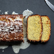 Food & Wine: Gluten-Free Lemon Drizzle Cake