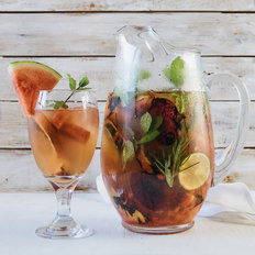 Food & Wine: Grilled Fruit Sangria