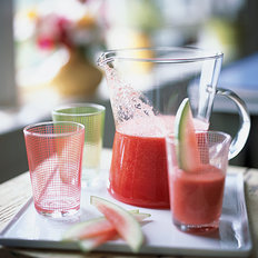 Food & Wine: Watermelon-Lime Frozen Agua Fresca