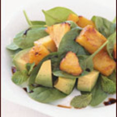 Food & Wine: Roasted Pineapple and Avocado Salad