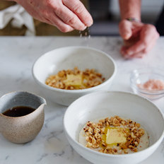 Food & Wine: Johnnycake Porridge