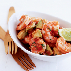 Food & Wine: Mexican Shrimp Cocktail