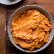 Food & Wine: Mashed Sweet Potatoes with Greek Yogurt