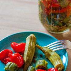 Food & Wine: Quick-Pickled Okra