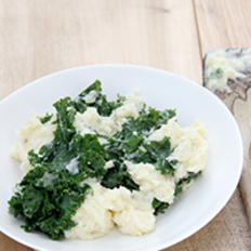 Food & Wine: Kale Colcannon