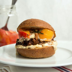 Food & Wine: Piri Piri Fried Chicken Sandwiches