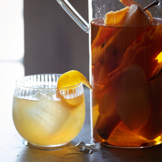 Food & Wine: Autumn Fruit-Infused Bourbon