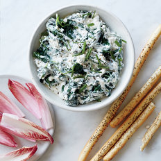 Food & Wine: Cool Ranch Kale Dip