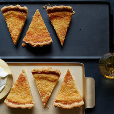 Food & Wine: Buttermilk Eggnog Pie