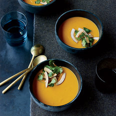 Food & Wine: Sweet Potato–Coconut Soup with Thai Curry