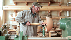 Food & Wine: The Art of Wood: Joshua Vogel and Blackcreek Mercantile & Trading Co.