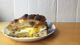 Food & Wine: Brooklyn's Saltie Masters the Breakfast Sandwich