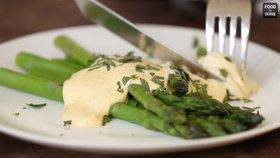 Food & Wine: How to Make Blender Hollandaise