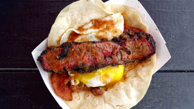 Food & Wine: Valentina's Tex Mex BBQ Masters Breakfast in Austin