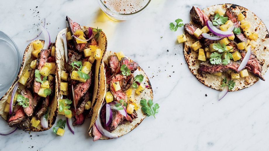 Food & Wine: Pineapple Salsa Recipes