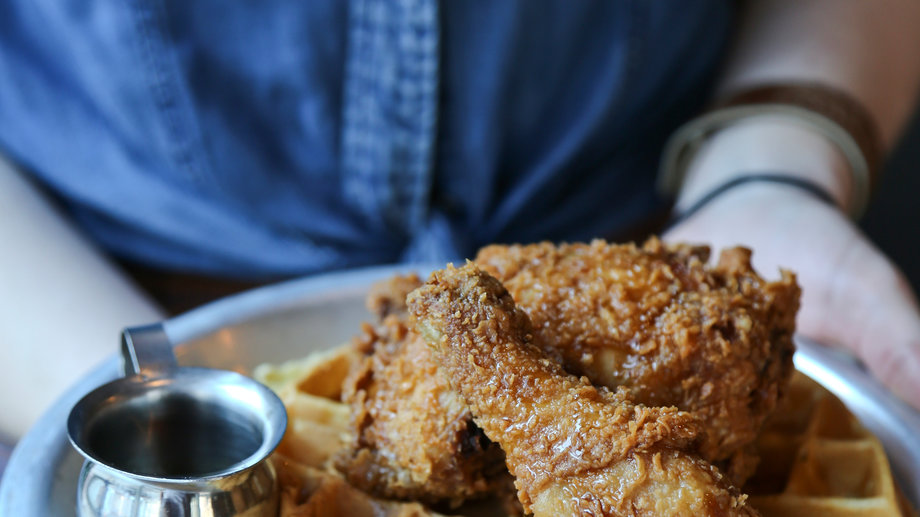 Food & Wine: The Best Chicken and Waffles in the US