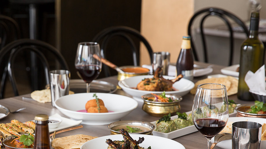 What Wine Goes with Indian Food?