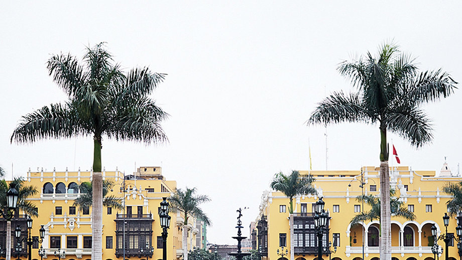 Food & Wine: A Weekend Guide To Lima