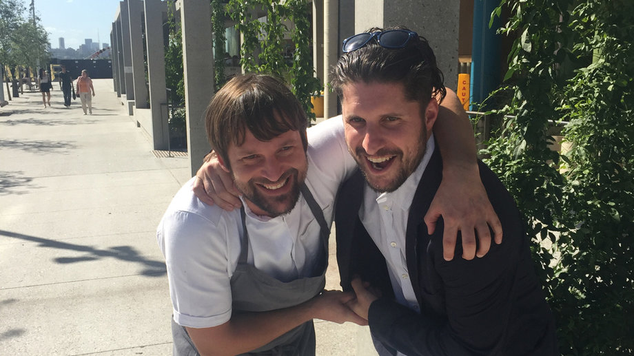 Food & Wine: Macadamia Crab and Uni-Buttered Cabbage: Chef Ryan Poli's Guide to Sydney