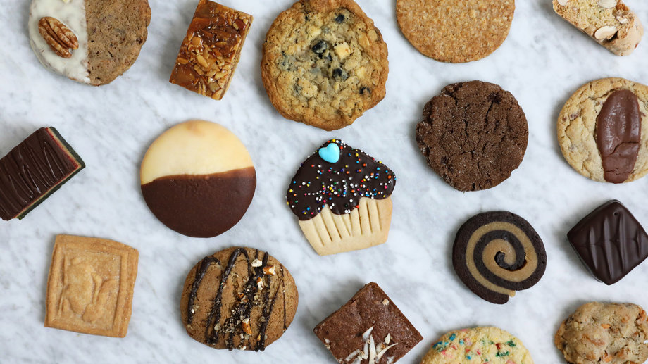 Food & Wine: Pastry Chefs Baked These Beautiful Cookies to Benefit Pediatric Cancer Research