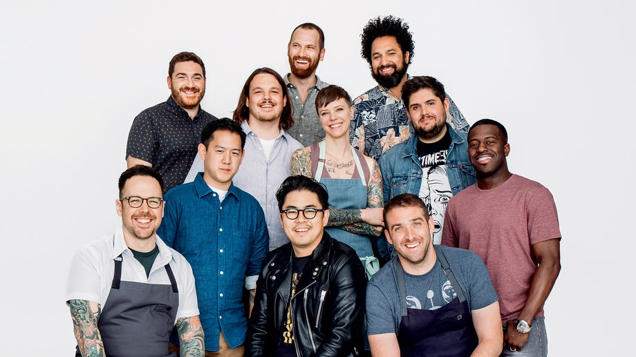 Food & Wine: Food & Wine's Best New Chefs 2016