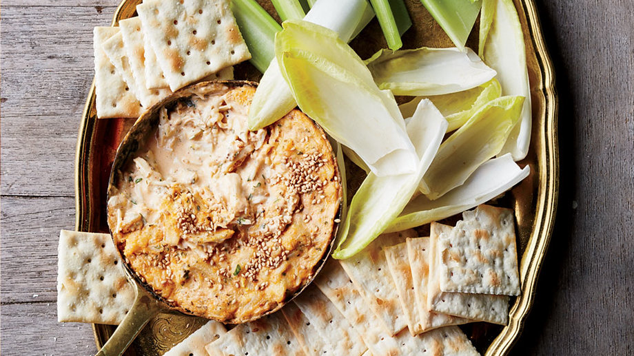 Food & Wine: Seafood Dip Recipes