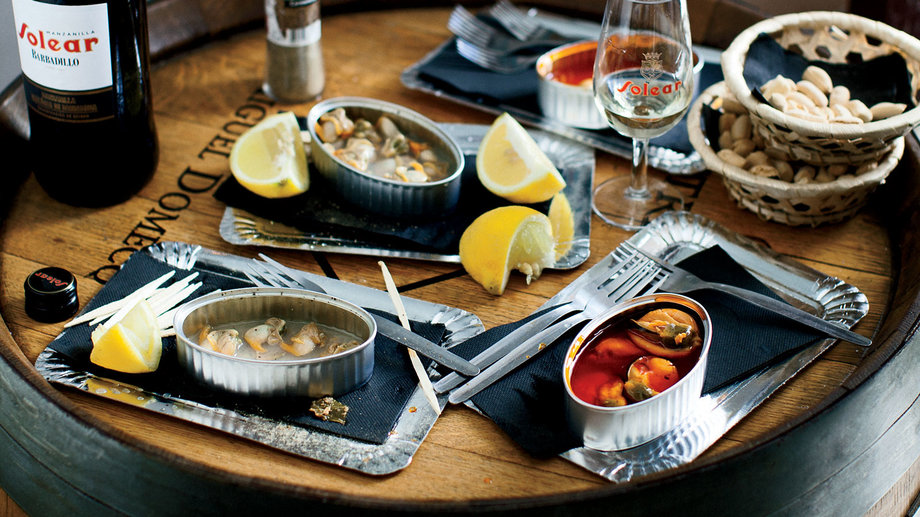 Food & Wine: 12 Essential Recipes from Southern Spain