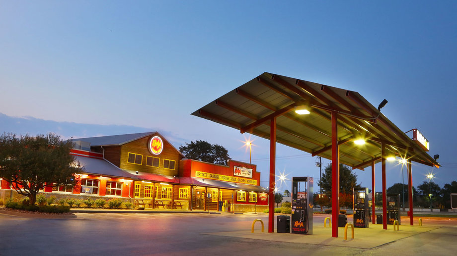 Food & Wine: 10 Gas Station Foods Across the Country That Are Worth the Detour