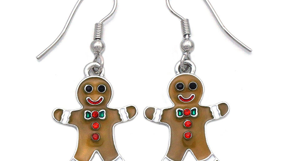Food & Wine: 13 Adorable Ways to Gingerbread-ify Your Outfit This Christmas