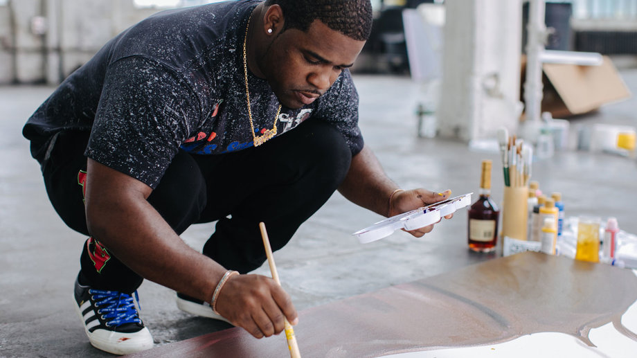 Food & Wine: A$AP Ferg Single Comes In a Hennessy Cocktail Kit