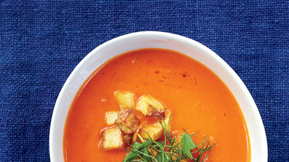 Food & Wine: Tomato Soup Recipes