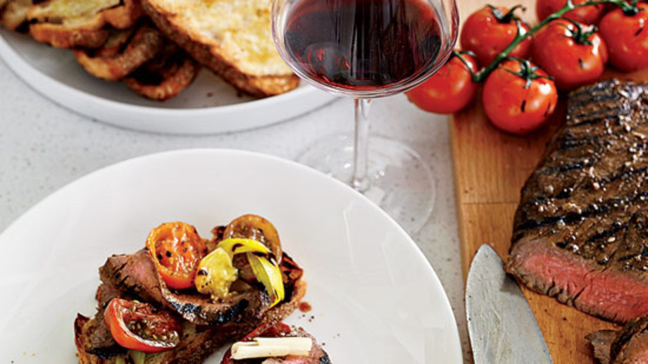 Food & Wine: Flank Steak Recipes