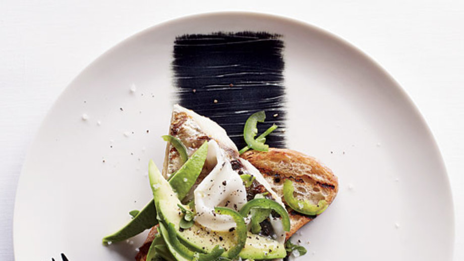 Food & Wine: Mackerel
