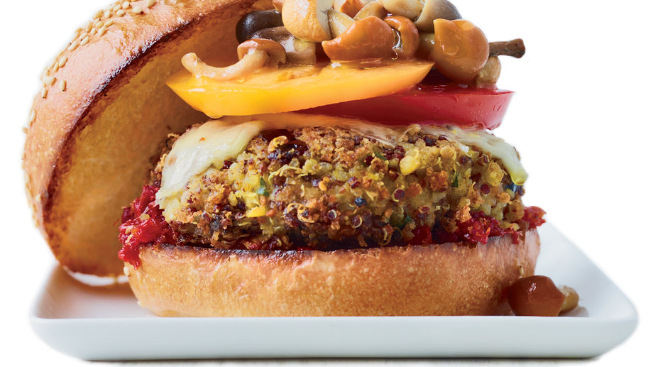 Food & Wine: 8 Super-Tasty Meatless Burgers for Memorial Day
