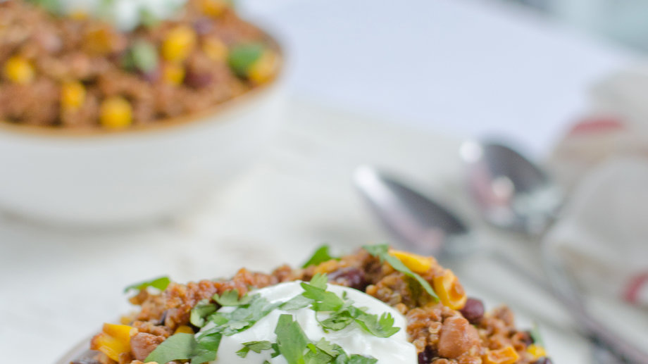 Food & Wine: Turkey Chili Recipes