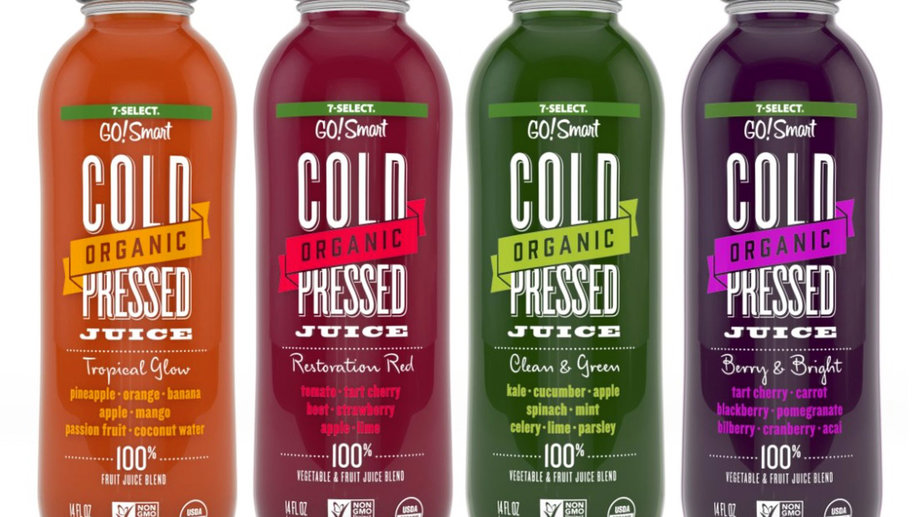 Food & Wine: 7-Eleven Launches Its Own Line of Organic, Cold-Pressed Juices