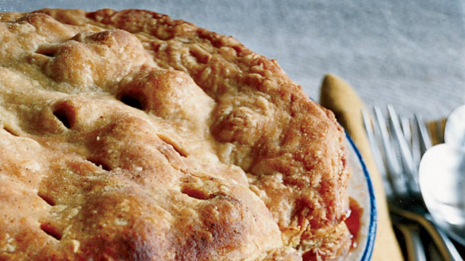 Food & Wine: 5 Ultra-Easy Apple Pies