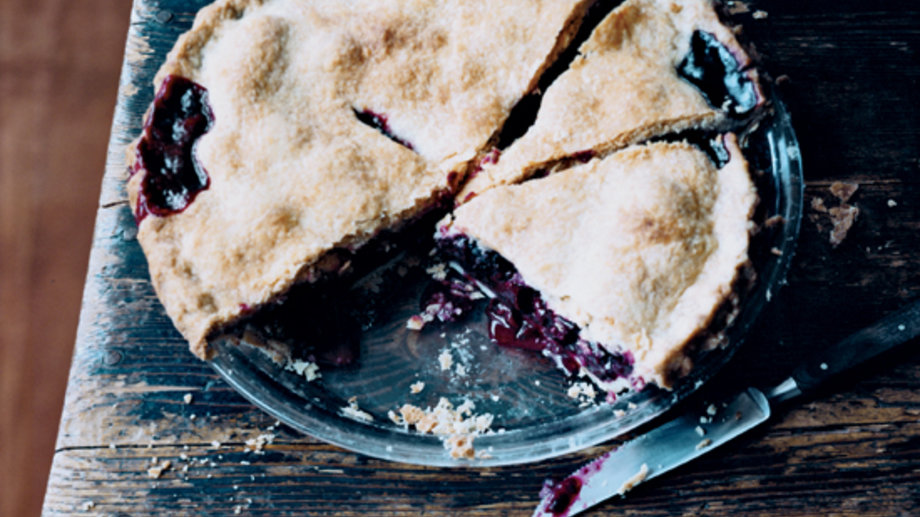 Food & Wine: Blackberries