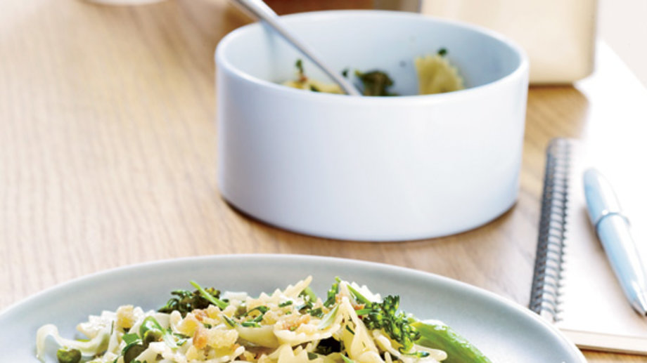 Food & Wine: Farfalle