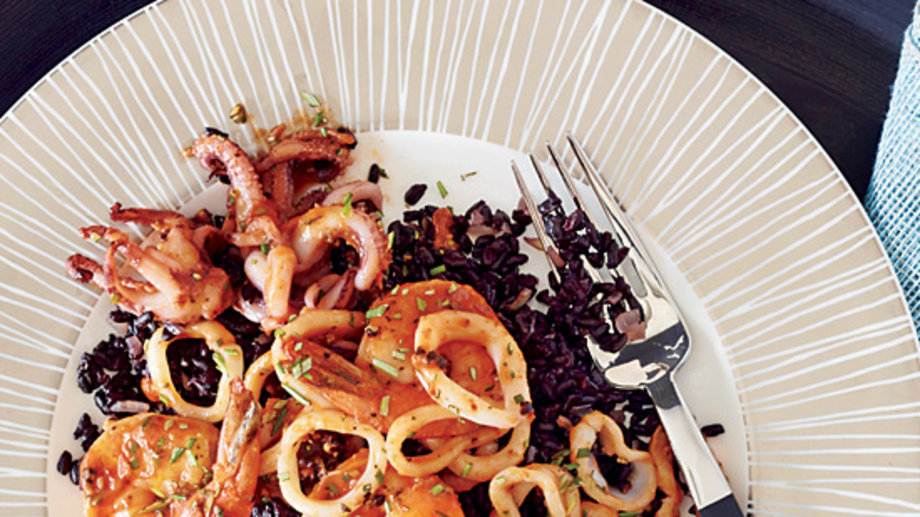 Food & Wine: Black Rice