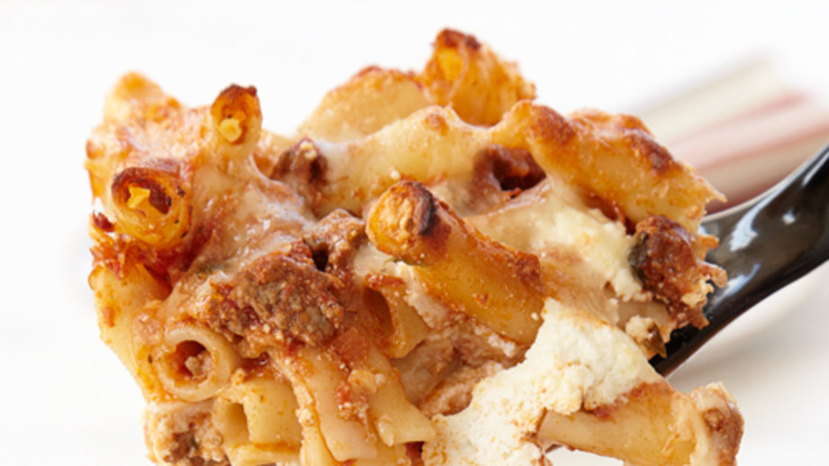 Food & Wine: Baked Ziti Recipes and Beyond