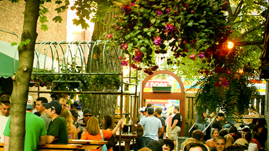 Food & Wine: America's Best Beer Gardens